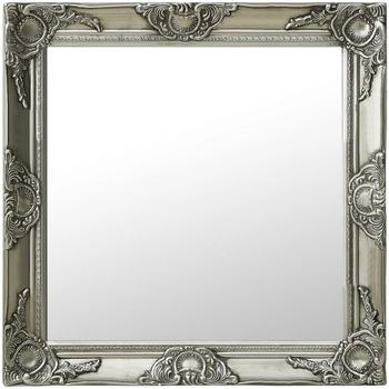 Maison & Déco Miroirs Vidaxl 60 x 60 cm Argent