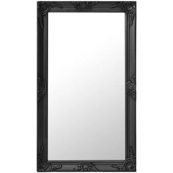 Maison & Déco Miroirs Vidaxl 60 x 100 cm Noir