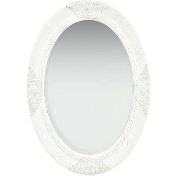 Maison & Déco Miroirs Vidaxl 50 x 70 cm Blanc