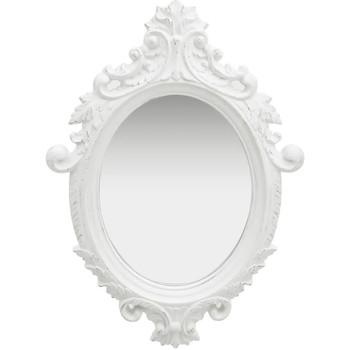 Maison & Déco Miroirs Vidaxl  Blanc