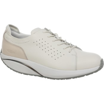 Chaussures Homme Baskets basses Mbt 702668-16I Bianco
