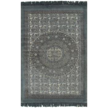 Maison & Déco Tapis Vidaxl Tapis 160 x 230 cm Gris