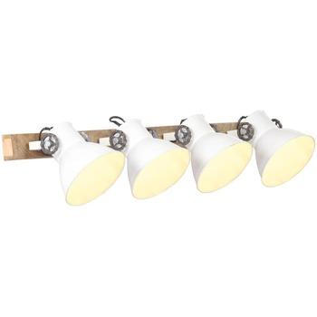 Maison & Déco Appliques Vidaxl Lampe murale Blanc