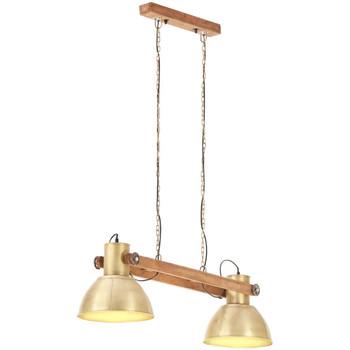Maison & Déco Lustres, suspensions et plafonniers Vidaxl Lampe suspendue Multicolore
