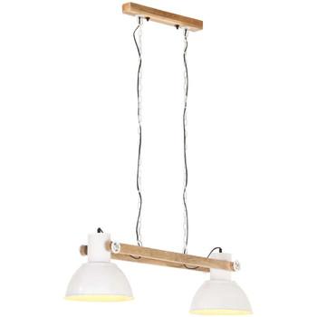 Maison & Déco Lustres, suspensions et plafonniers Vidaxl  Blanc