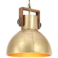 Maison & Déco Lustres, suspensions et plafonniers Vidaxl Lampe suspendue Φ 40 cm Multicolore