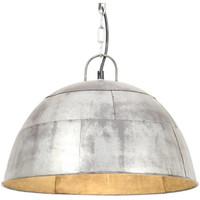 Maison & Déco Lustres, suspensions et plafonniers Vidaxl Lampe suspendue Φ 41 cm Argent