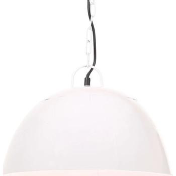 Maison & Déco Lustres, suspensions et plafonniers Vidaxl Lampe suspendue Φ 41 cm Blanc