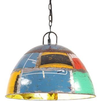 Maison & Déco Lustres, suspensions et plafonniers Vidaxl Lampe suspendue Φ 41 cm Multicolore
