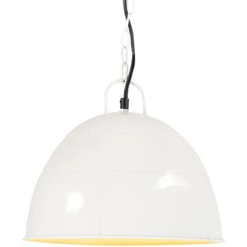 Maison & Déco Lustres, suspensions et plafonniers Vidaxl Lampe suspendue Φ 31 cm Blanc