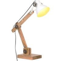 Maison & Déco Lampes de bureau Vidaxl Lampe de bureau Blanc