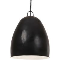 Maison & Déco Lustres, suspensions et plafonniers Vidaxl Lampe suspendue Φ 42 cm Noir