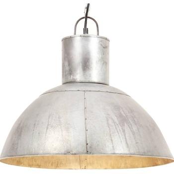 Maison & Déco Lustres, suspensions et plafonniers Vidaxl Lampe suspendue Φ 48 cm Argent