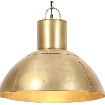 Maison & Déco Lustres, suspensions et plafonniers Vidaxl Lampe suspendue Φ 48 cm Or
