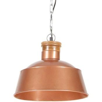 Maison & Déco Lampes à poser Vidaxl Lampe suspendue Φ 32 cm Or