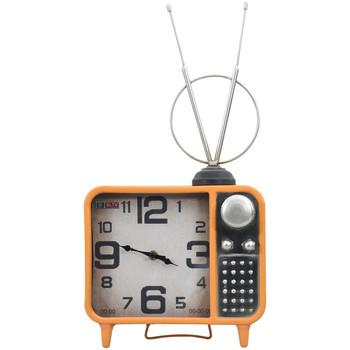 Maison & Déco Horloges Vidaxl Horloge de table Noir