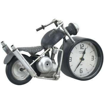 Maison & Déco Horloges Vidaxl Horloge de table Anthracite