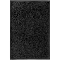 Maison & Déco Tapis Vidaxl Paillasson 40 x 60 cm Noir