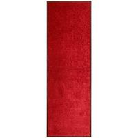 Maison & Déco Tapis Vidaxl 60 x 180 cm Rouge