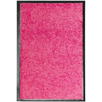 Parures de lit Tapis Vidaxl 40 x 60 cm Rose
