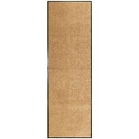 Parures de lit Tapis Vidaxl 60 x 180 cm Crème