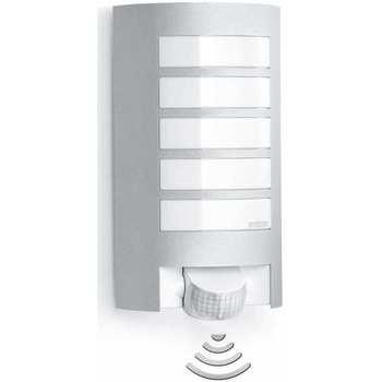Maison & Déco Luminaires d'extérieur Steinel Eclairage exterieur Argent