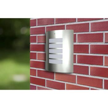 Maison & Déco Luminaires d'extérieur Vidaxl Eclairage exterieur Argent