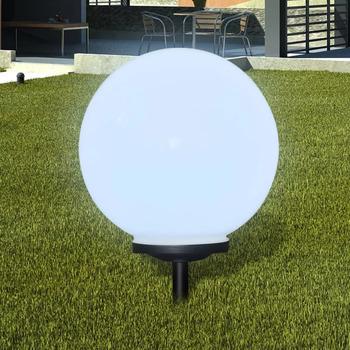 Maison & Déco Luminaires d'extérieur Vidaxl Eclairage exterieur 40 cm Blanc