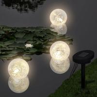 Maison & Déco Luminaires d'extérieur Vidaxl Eclairage exterieur Blanc