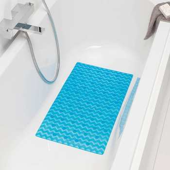 Maison & Déco Tapis Sealskin Tapis de bain antidérapant Bleu