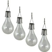 Maison & Déco Luminaires d'extérieur Luxform Lampe d'extérieur Transparent