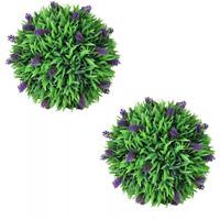 Maison & Déco Plantes artificielles Vidaxl plante artificielle 30 cm Vert