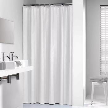 Maison & Déco Rideaux, stores Sealskin 240 cm Blanc