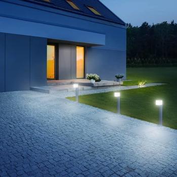 Maison & Déco Luminaires d'extérieur Steinel Lampe d'extérieur Argent