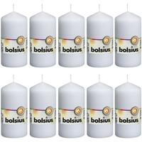 Maison & Déco Bougies, diffuseurs Bolsius Bougie Blanc