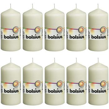 Maison & Déco Bougies, diffuseurs Bolsius  Crème