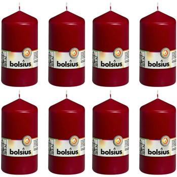 Maison & Déco Bougies, diffuseurs Bolsius Bougie Rouge