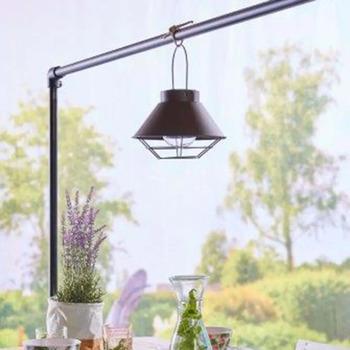 Maison & Déco Luminaires d'extérieur Luxform Lampe d'extérieur Brun