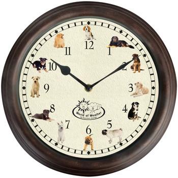 Maison & Déco Horloges Esschert Design Horloge Multicolore
