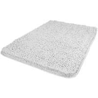 Maison & Déco Tapis de bain Kleine Wolke Tapis de bain 60 x 90 cm Gris