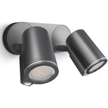 Maison & Déco Spots Steinel Projecteur Noir