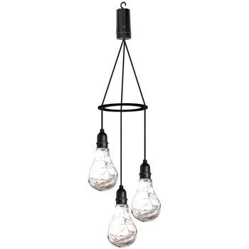 Maison & Déco Lustres, suspensions et plafonniers Luxform Plafonnier Noir
