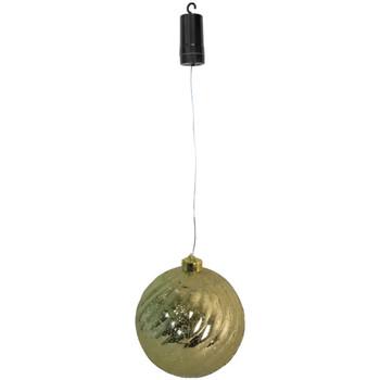 Maison & Déco Lustres, suspensions et plafonniers Luxform Plafonnier Or