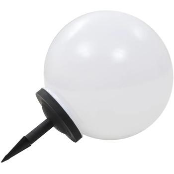 Maison & Déco Luminaires d'extérieur Vidaxl 40 cm Blanc