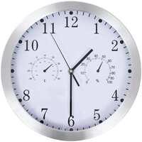 Maison & Déco Horloges VidaXL Horloge murale Blanc