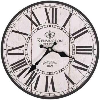 Maison & Déco Horloges Vidaxl Horloge murale 30 cm Blanc