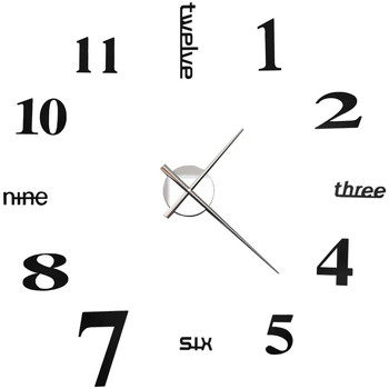Maison & Déco Horloges Vidaxl  Noir