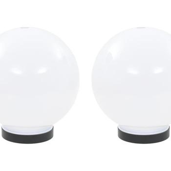 Maison & Déco Luminaires d'extérieur Vidaxl 20 cm Blanc