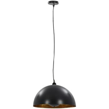 Maison & Déco Lustres, suspensions et plafonniers Vidaxl Plafonnier 40 cm Noir