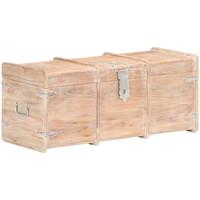 Maison & Déco Malles, coffres de rangements Vidaxl Coffre de rangement 90 x 40 x 40 cm Autres